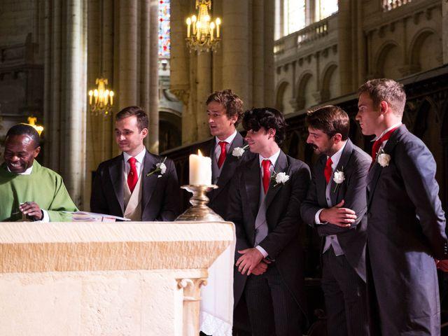 Le mariage de Gwilherm et Albane à Poitiers, Vienne 50