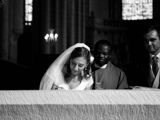 Le mariage de Gwilherm et Albane à Poitiers, Vienne 53