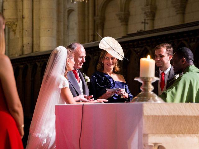 Le mariage de Gwilherm et Albane à Poitiers, Vienne 56