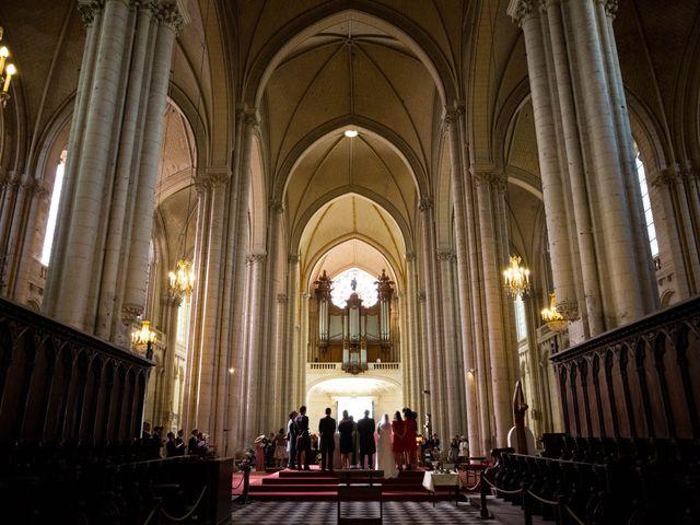 Le mariage de Gwilherm et Albane à Poitiers, Vienne 57