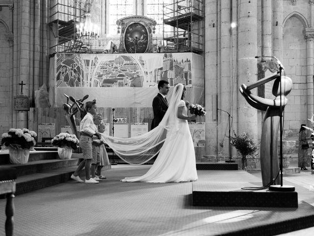 Le mariage de Gwilherm et Albane à Poitiers, Vienne 59