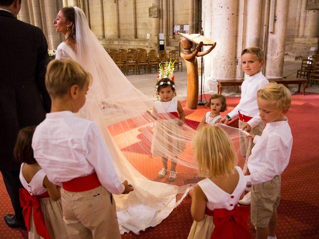 Le mariage de Gwilherm et Albane à Poitiers, Vienne 60