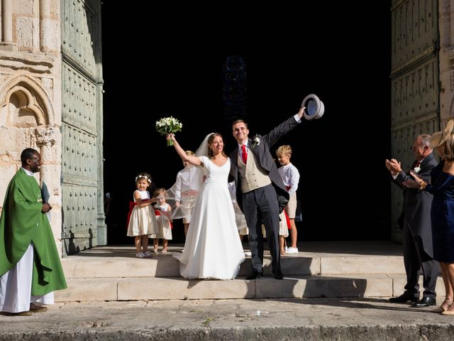 Le mariage de Gwilherm et Albane à Poitiers, Vienne 64