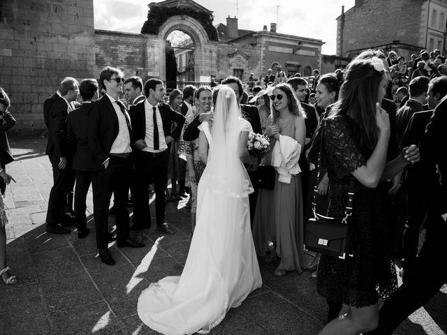 Le mariage de Gwilherm et Albane à Poitiers, Vienne 68
