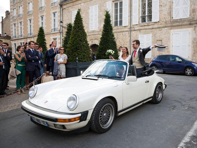 Le mariage de Gwilherm et Albane à Poitiers, Vienne 69