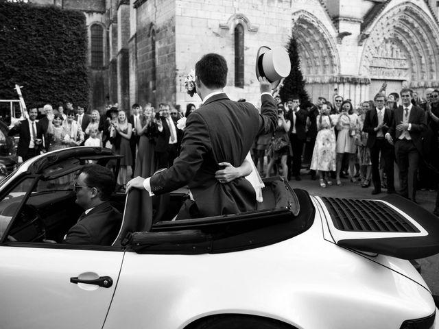 Le mariage de Gwilherm et Albane à Poitiers, Vienne 70