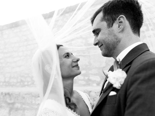Le mariage de Gwilherm et Albane à Poitiers, Vienne 84