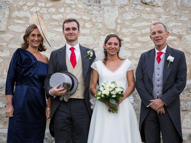 Le mariage de Gwilherm et Albane à Poitiers, Vienne 88