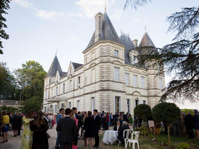 Le mariage de Gwilherm et Albane à Poitiers, Vienne 94