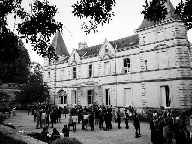 Le mariage de Gwilherm et Albane à Poitiers, Vienne 95