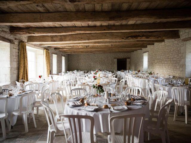 Le mariage de Gwilherm et Albane à Poitiers, Vienne 101
