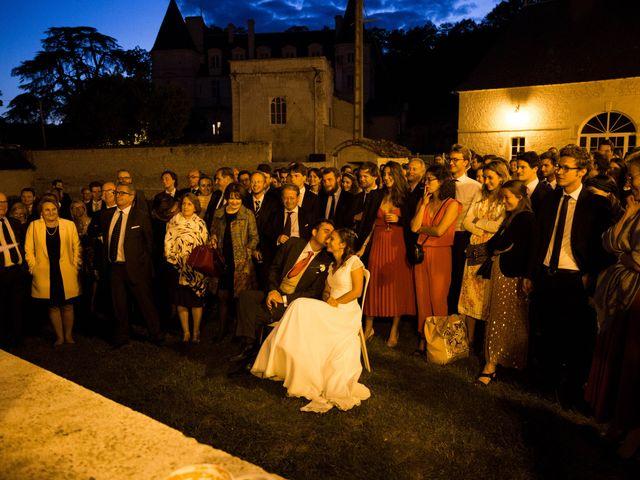 Le mariage de Gwilherm et Albane à Poitiers, Vienne 131