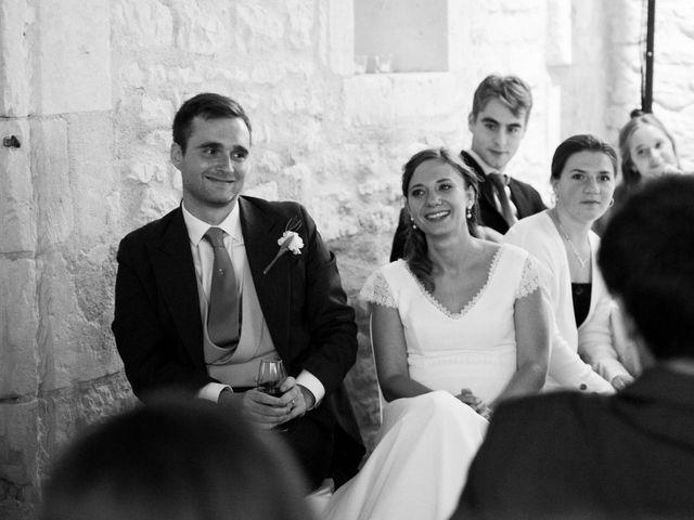Le mariage de Gwilherm et Albane à Poitiers, Vienne 140