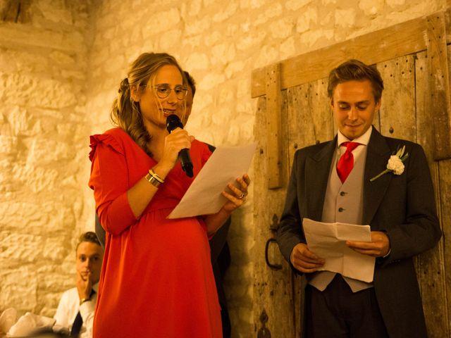 Le mariage de Gwilherm et Albane à Poitiers, Vienne 141