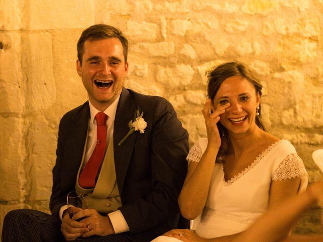 Le mariage de Gwilherm et Albane à Poitiers, Vienne 145
