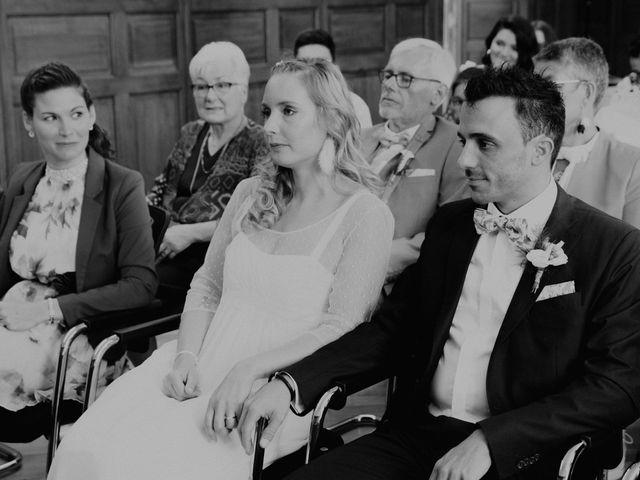 Le mariage de Romain et Justine à Guebwiller, Haut Rhin 12