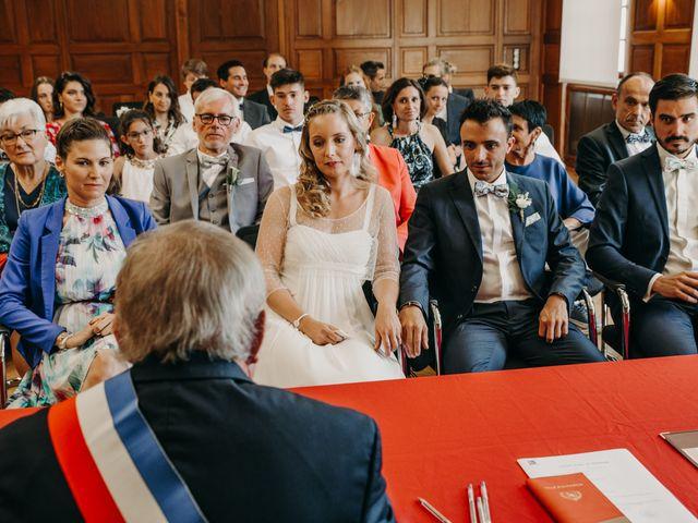 Le mariage de Romain et Justine à Guebwiller, Haut Rhin 13