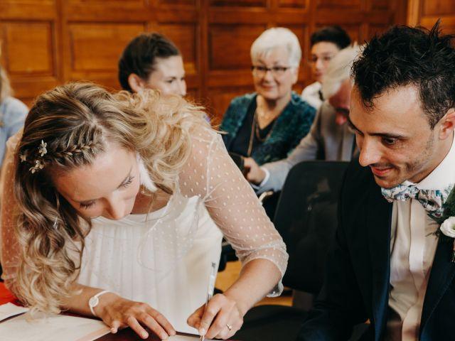 Le mariage de Romain et Justine à Guebwiller, Haut Rhin 14