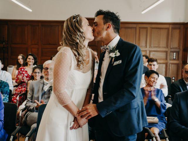 Le mariage de Romain et Justine à Guebwiller, Haut Rhin 15