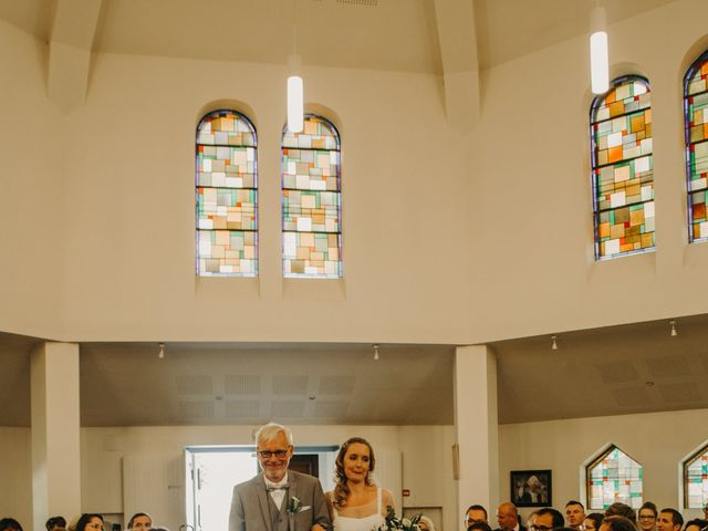 Le mariage de Romain et Justine à Guebwiller, Haut Rhin 16