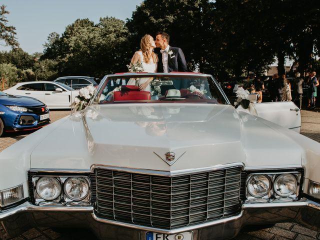 Le mariage de Romain et Justine à Guebwiller, Haut Rhin 28