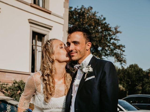 Le mariage de Romain et Justine à Guebwiller, Haut Rhin 29