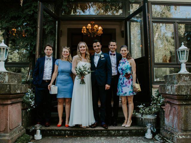Le mariage de Romain et Justine à Guebwiller, Haut Rhin 30