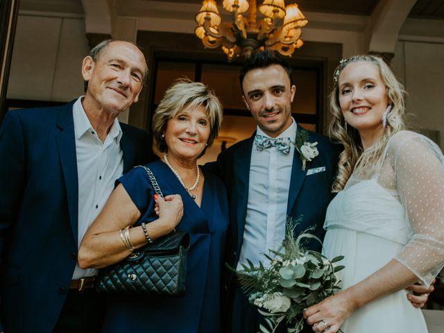 Le mariage de Romain et Justine à Guebwiller, Haut Rhin 37