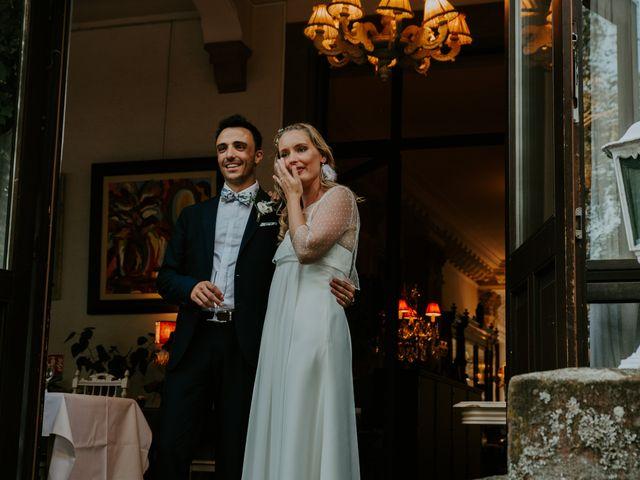 Le mariage de Justine et Romain