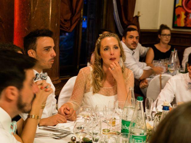 Le mariage de Romain et Justine à Guebwiller, Haut Rhin 44