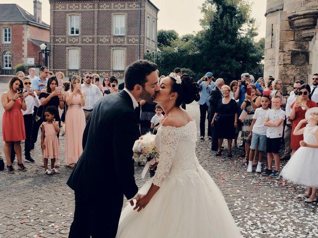 Le mariage de Nicolas et Marie-Adeline à Verberie, Oise 2