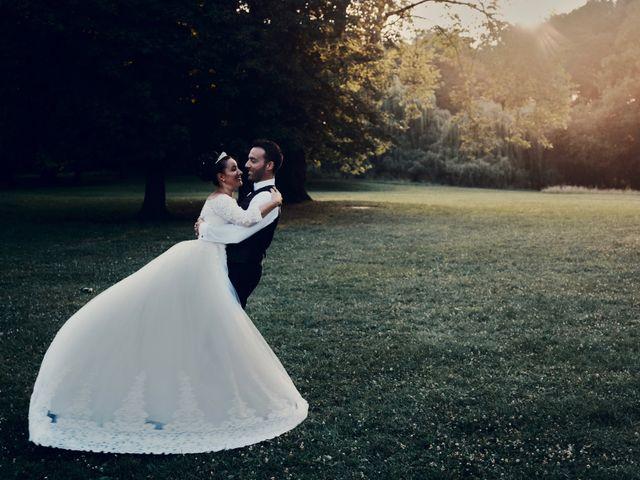 Le mariage de Nicolas et Marie-Adeline à Verberie, Oise 17