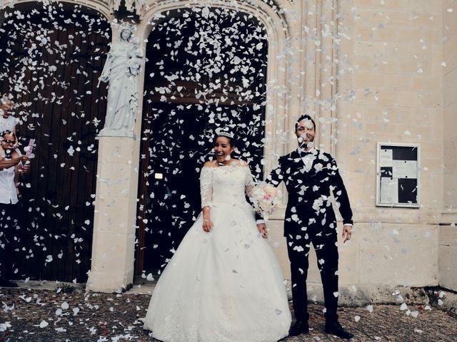 Le mariage de Nicolas et Marie-Adeline à Verberie, Oise 22