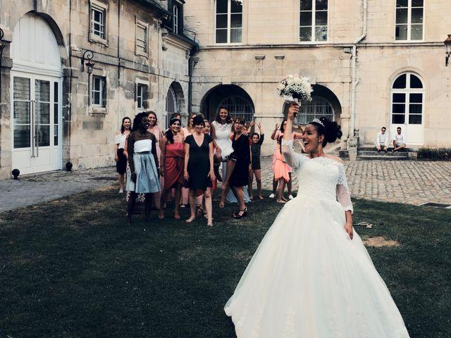 Le mariage de Nicolas et Marie-Adeline à Verberie, Oise 23