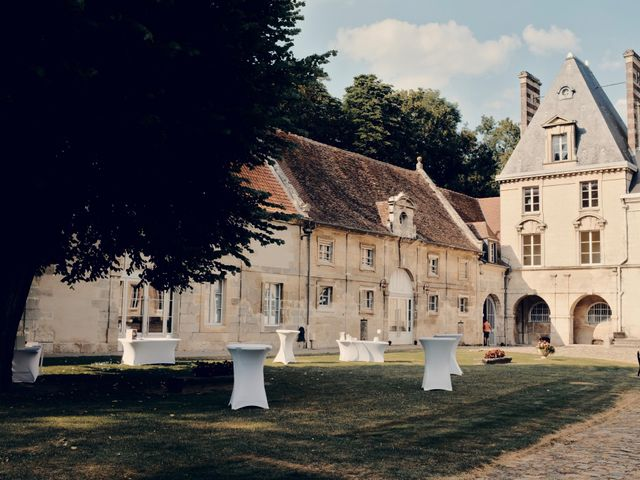 Le mariage de Nicolas et Marie-Adeline à Verberie, Oise 42