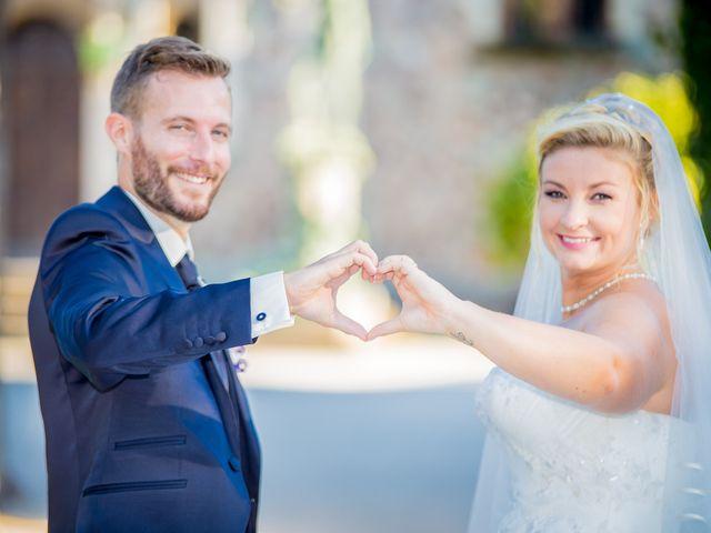 Les photos de mariage de jordan