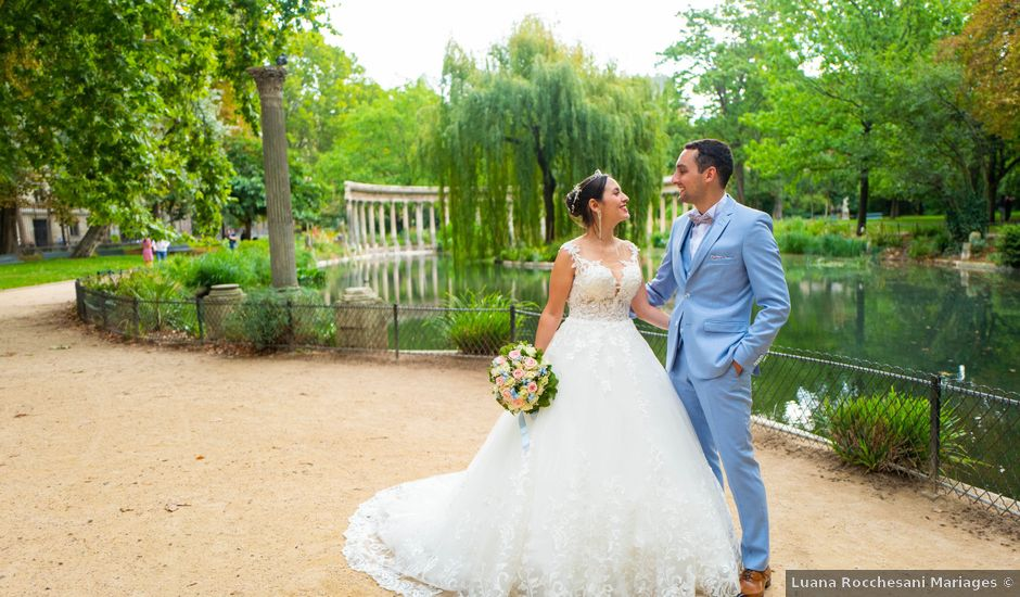 Le mariage de Alexandre et Rabeb à Paris, Paris