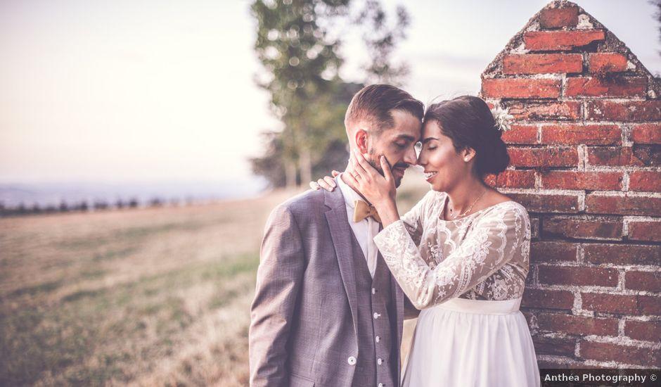 Le mariage de Ludo et Amelle à Saint-Étienne, Loire