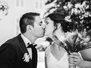 Le mariage de Karine et Anthony
