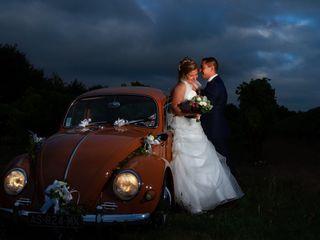 Le mariage de Melanie et Guillaume