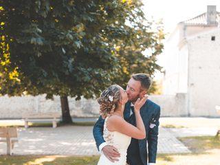 Le mariage de Fred et Aurélie 1