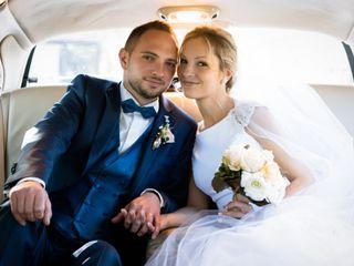Le mariage de Denisa et Geoffrey