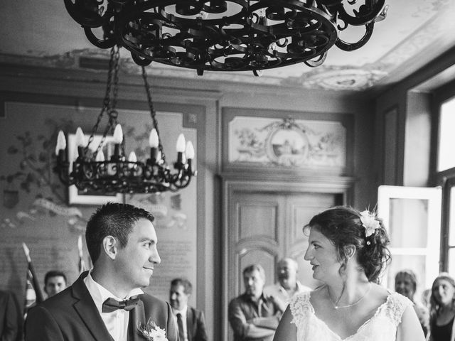 Le mariage de Anthony et Karine à Nuits-Saint-Georges, Côte d'Or 15