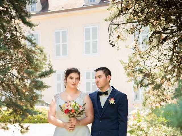 Le mariage de Anthony et Karine à Nuits-Saint-Georges, Côte d'Or 27