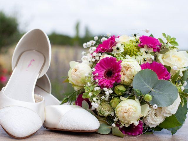 Le mariage de Guillaume et Melanie à Thénac, Charente Maritime 4