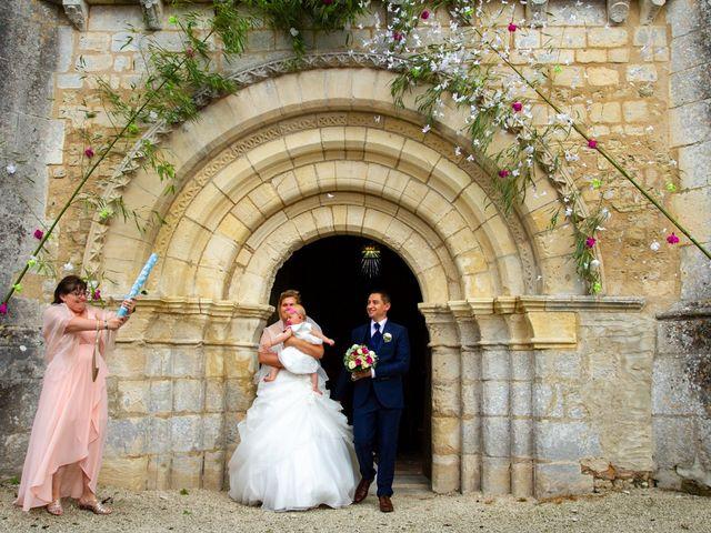 Le mariage de Guillaume et Melanie à Thénac, Charente Maritime 29