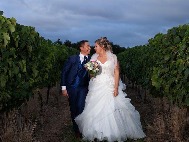 Le mariage de Guillaume et Melanie à Thénac, Charente Maritime 2
