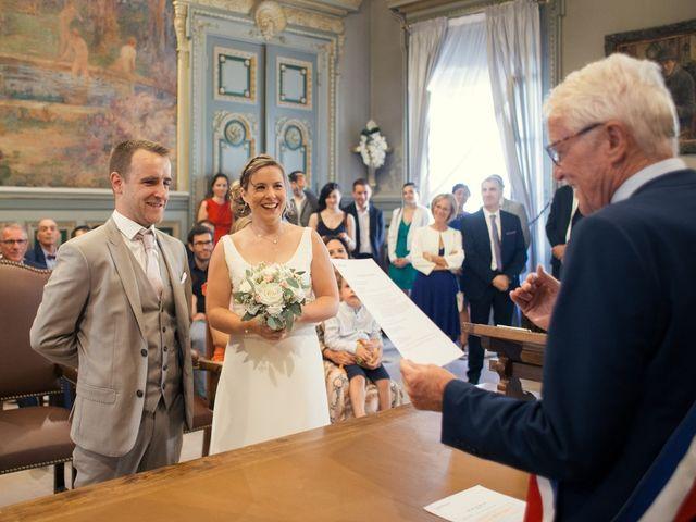 Le mariage de Mathieu et Sandrine à Saint-Étienne, Loire 3