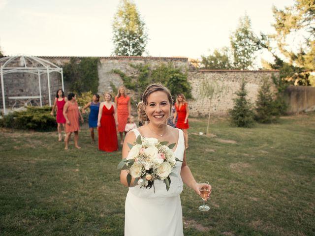 Le mariage de Mathieu et Sandrine à Saint-Étienne, Loire 34