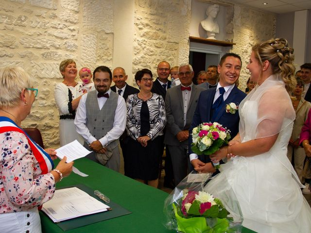 Le mariage de Guillaume et Melanie à Thénac, Charente Maritime 23